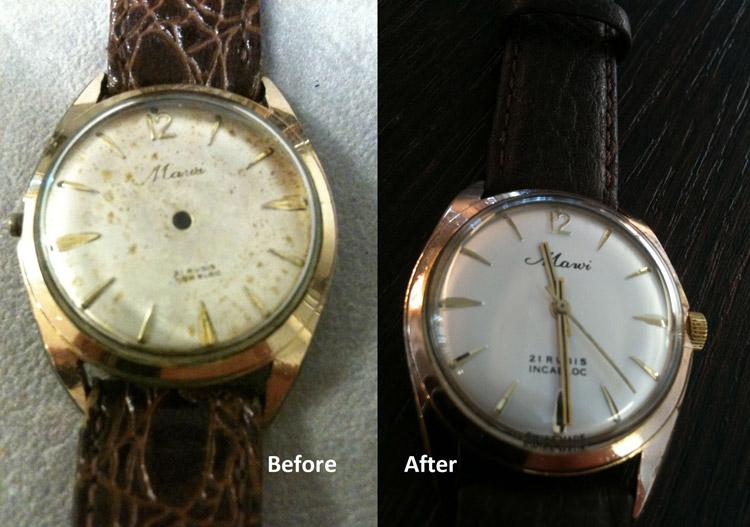 horloge-restauratie